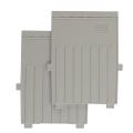 Картотечные разделители HAN (Германия), комплект 5 шт., А6, для вертикальных картотек