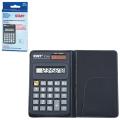 Калькулятор STAFF карманный STF-818, 8 разрядов, двойное питание, 102х62мм, 250142
