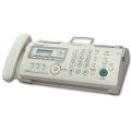Факс PANASONIC KX-FP218 RUB, печать на обычной бумаге 70-80 г/м<sup>2</sup>, А4, АОН, автоответчик