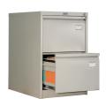 Шкаф картотечный ПРАКТИК «AFC-02», 710-466-631 мм, 2 ящика, для 100 подвесных папок, без папок
