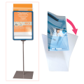 Экран защитный для рамки-POS, А3, прозрачный