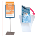 Экран защитный для рамки-POS, А5, прозрачный