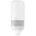 Диспенсер для жидкого мыла TORK Elevation, белый 1 л, картридж 600296, АРТ. 560000
