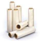 Стрейч-пленка для упаковки поддонов (паллет) ПРЕМИУМ, ширина 500 мм, длина 170 м, 1,55 кг, 20 мкм, растяжение 180%