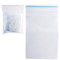 Пакеты с замком «зиплок» (гриппер), комплект 100 шт., 100-150 мм, 32 мкм