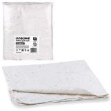 Тряпки для мытья пола ЛАЙМА, комплект 20 шт., «Бюджет», 100-80 см, 80% хлопок, 20% полиэстер