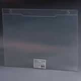Подставка для рекламных материалов BRAUBERG (БРАУБЕРГ), А3, горизонтальная, 420-297 мм, настенная