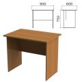 Стол письменный «Монолит», 900-600-750 мм, цвет орех гварнери, СМ19.3