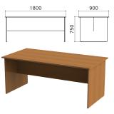 Стол для переговоров «Монолит», 1800-900-750 мм, цвет орех гварнери, СМ18.3