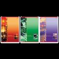 Тетрадь 80 л. А4 «Хатбер», клетка, выборочный лак, «Аквалайф»