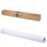 Рулон для плоттера AKZENT InkJet, А1+, шир. 610 мм, дл. 45 м, втул. 50мм, плот. 80г/м, бел. CIE169%