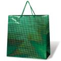 Пакет подарочный ламинированный, 45-33-10 см, голографический, цвет ассорти