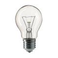 Лампа накаливания PHILIPS A55 CL E27, 75 Вт, грушевидная, прозрачная, колба d = 55 мм, цоколь E27