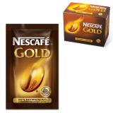 Кофе растворимый NESCAFE «Gold», сублимированный, 30 пакетов по 2 г (упаковка 60 г)
