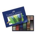 """Пастель мягкая художественная FABER-CASTELL """"Creative studio"""", 72 цв., 1/2станд.длины, 128272"""