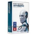 Антивирус «ESET NOD32+Bonus», 3 ПК, 1 год или продление на 20 месяцев