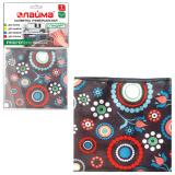 Салфетка универсальная ЛАЙМА «Стандарт», 30-30 см, печать «Узор»