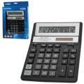 Калькулятор CITIZEN настольный SDC-888ХBK, 12 разрядов, двойное питание, 205х159мм, ЧЕРНЫЙ