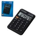 Калькулятор CITIZEN карманный LC-110N, 8 разрядов, питание от батарейки, 58х87мм, ЧЕРНЫЙ