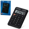 Калькулятор CITIZEN карманный LC-210N, 8 разрядов, питание от батарейки, 98х62мм