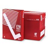 Бумага KYM LUX PRЕMIUM A4, 80 г/м, 500 л., класс «А», Финляндия, белизна 98%, 170% (CIE)