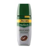 Кофе молотый в растворимом JACOBS MONARCH «Millicano», сублимированный, 95 г, стеклянная банка