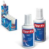 """Корректирующая жидкость BIC """"Tipp-ex Rapid"""", 20 мл, флакон с губкой, 8859943"""