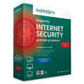 Антивирус «KASPERSKY Internet Security 2014», 3 ПК, 1 год, бокс