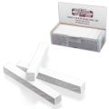 Мел белый KOH-I-NOOR (Чехия), НАБОР 100 шт., квадратный, 111502