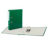 Папка-регистратор ESSELTE Economy, с покрытием из полипропилена, 50 мм, зеленая, 81196P