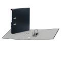 Папка-регистратор ESSELTE Economy, с покрытием из полипропилена, 50 мм, черная, 81197P