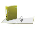 """Папка-регистратор LEITZ """"WOW"""", механизм 180°, с покрытием из полипропилена, 80мм, зеленая, 10050064"""