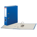 Папка-регистратор ESSELTE Economy, с покрытием из полипропилена, 75 мм, синяя, 11255P