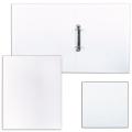 """Папка 2 кольца ESSELTE """"Standard"""", картон/ПВХ, 35 мм, белая, до 190 листов 14449"""