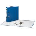 Папка-регистратор LEITZ, механизм 180°, с покрытием из полипропилена, 80 мм, синяя, 10101235P