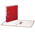 Папка-регистратор LEITZ, механизм 180°, с покрытием из полипропилена, 50 мм, красная, 10151225P
