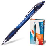 Ручка шариковая автоматическая PAPER MATE Inkjoy 550 RT, узел 1,2мм, линия 1мм, синяя, S0977220