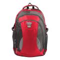"Рюкзак для школы и офиса BRAUBERG ""StreetBall 1"", разм. 48*34*18см, 30 л, ткань, серо-красный,224451"