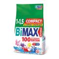 Стиральный порошок-автомат BIMAX, 1,5 кг, «100 пятен»