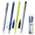 Набор STAEDTLER (ШТЕДЛЕР, Германия) «Triplus Mobile Office», ручка шариковая, капиллярная+механический карандаш+текстмаркер
