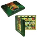 Чай GREENFIELD, набор из 30 видов чая, 120 пакетиков в конвертах по 2 г