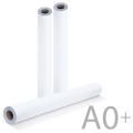 Рулон для плоттера и инженерных машин BRAUBERG (БРАУБЕРГ), А0+, 914 мм х 175 м х втулка 76 мм х диаметр 170 мм, 80 г/м,CIE 146%