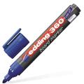 Маркер для доски EDDING 1,5-3мм, круглый наконечник, синий, E-360/3