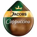 Капсулы для кофемашин TASSIMO JACOBS «Capucсino», натуральный кофе 8 шт. х 8 г, молочные капсулы 8 шт. х 40 г